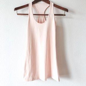 Lululemon Light Pink Tank